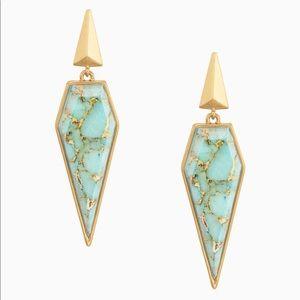 Winona Drop Earrings by Stella & Dot NEW IN BOX